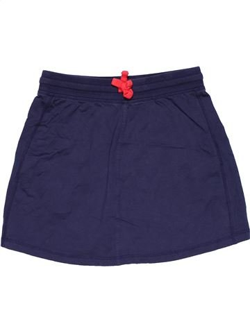Skirt girl GEORGE blue 13 years summer #31939_1