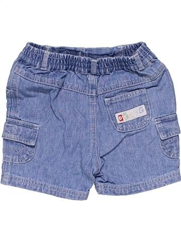 Short pants unisex GEORGE blue 3 months summer #31959_1