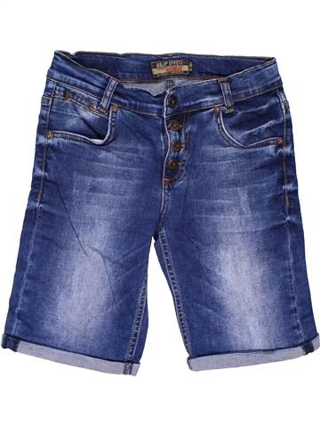 Capri pants boy BLUE EFFECT blue 10 years summer #32010_1