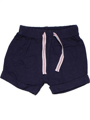 Short pants unisex MATALAM blue 3 months summer #32056_1