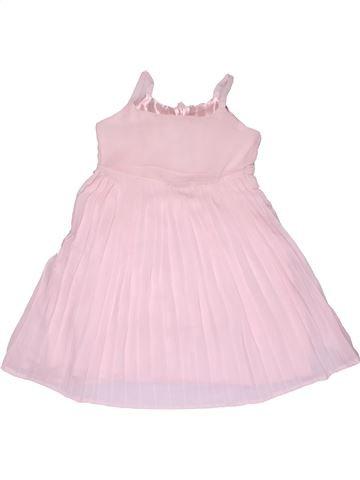 Dress girl MAX GIRLS pink 4 years summer #32111_1