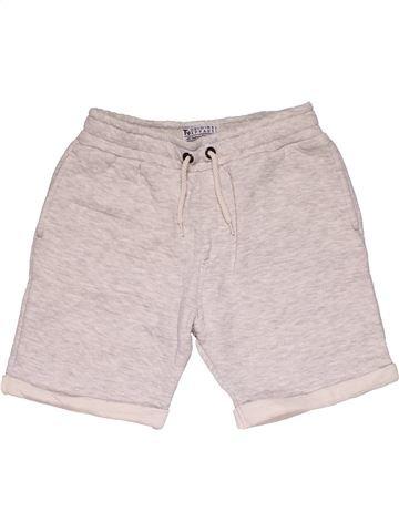 Capri pants boy TU white 9 years summer #32211_1