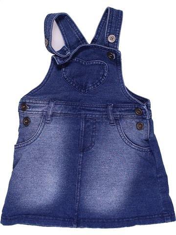 Dress girl TU blue 9 months summer #32294_1