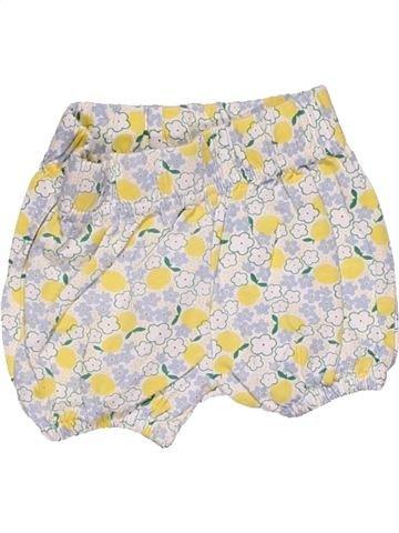 Short pants girl DISNEY white new born summer #32308_1