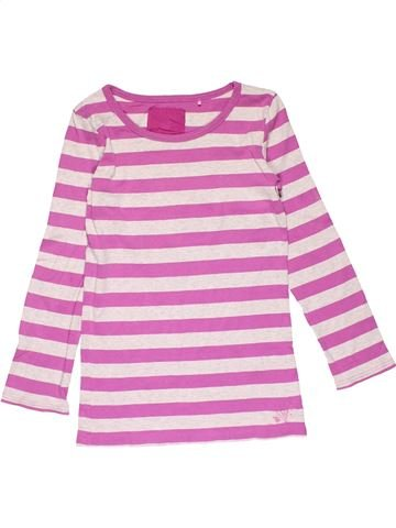 Long sleeve T-shirt girl NEXT pink 10 years winter #32316_1