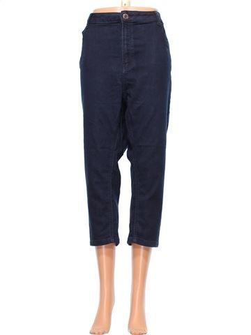 Jean woman M&S UK 20 (XL) winter #32520_1