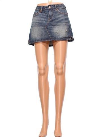 Skirt woman DENIM UK 8 (S) winter #34368_1