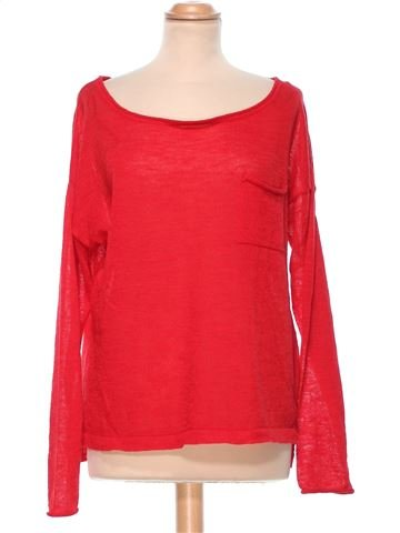 Long Sleeve Top woman DIVIDED M winter #34798_1