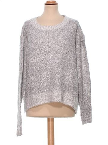 Long Sleeve Top woman DIVIDED L winter #34888_1