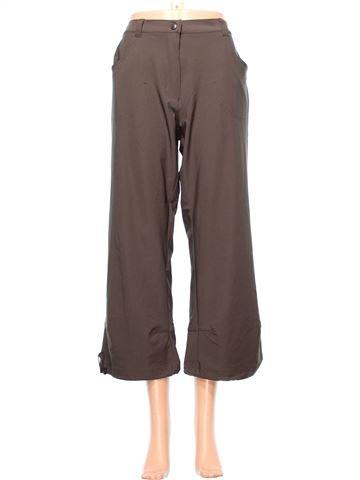 Trouser woman CRANE UK 18 (XL) summer #35970_1