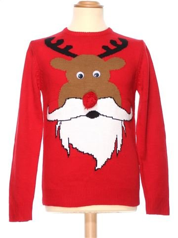 Man Xmas jumper man CEDAR WOOD STATE S winter #36286_1