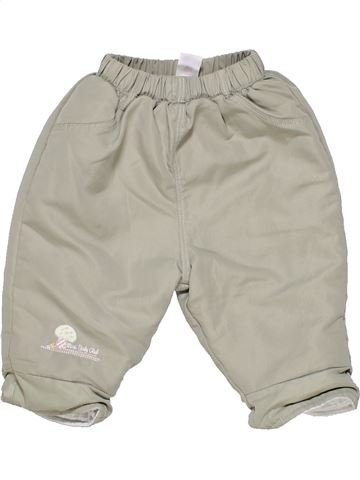 Trouser unisex BABY CLUB gray 3 months winter #3633_1