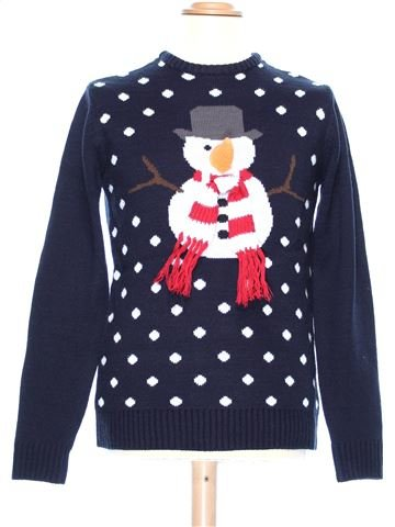 Man Xmas jumper man CEDAR WOOD STATE S winter #37017_1