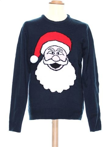 Man Xmas jumper man CEDAR WOOD STATE L winter #37021_1