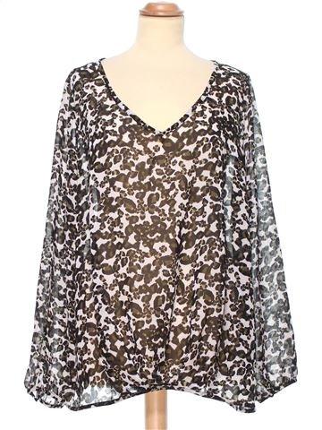 Long Sleeve Top woman MARISOTA UK 16 (L) summer #37323_1