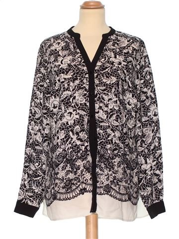 Long Sleeve Top woman M&S UK 14 (L) summer #3747_1