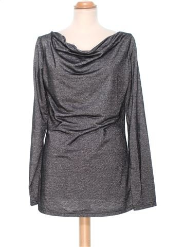 Long Sleeve Top woman OKAY UK 10 (M) summer #37682_1