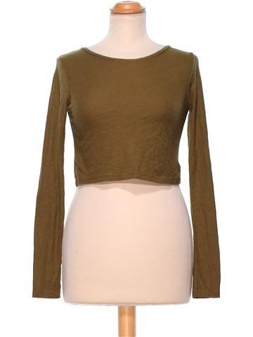 Long Sleeve Top woman TOPSHOP UK 8 (S) summer #38836_1