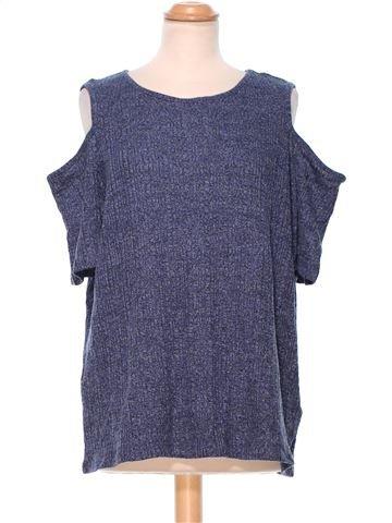 Short Sleeve Top woman MARKS & SPENCER UK 20 (XL) winter #39096_1