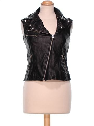 Synthetic Leather Jacket woman FOREVER 21 S summer #39784_1