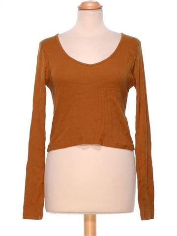 Long Sleeve Top woman TOPSHOP UK 12 (M) summer #39923_1