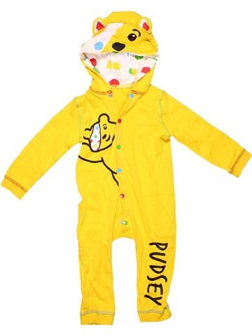 Costume unisex GEORGE yellow 12 months winter #4170_1