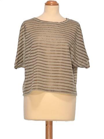 Short Sleeve Top woman DENIM M summer #43322_1