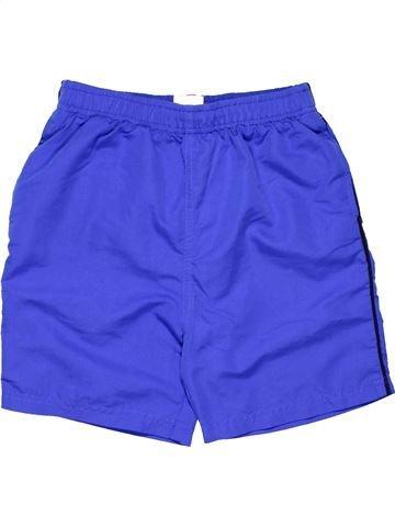 Sports short boy LADYBIRD blue 8 years summer #4374_1