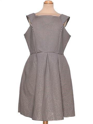 Dress woman LIPSY LONDON UK 16 (L) summer #45312_1