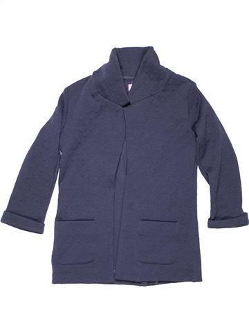 Jacket girl F&F blue 6 years winter #4726_1