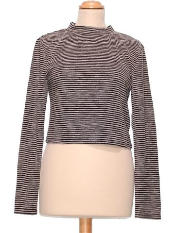 Long Sleeve Top woman DIVIDED L winter #47658_1