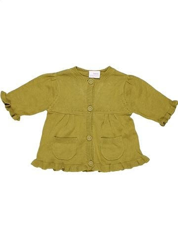 Blazer girl NEXT brown 9 months summer #481_1