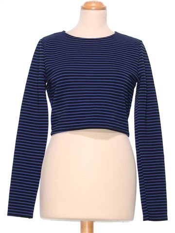 Long Sleeve Top woman MISSGUIDED UK 10 (M) winter #48473_1