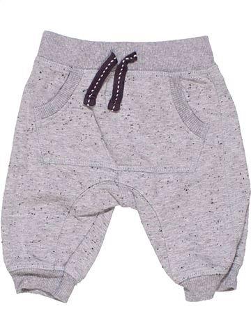 Trouser unisex NUTMEG gray 3 months winter #495_1