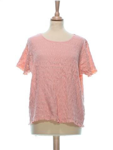 Short Sleeve Top woman DAMART UK 24 (XXL) summer #5048_1