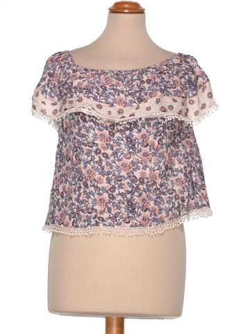 Short Sleeve Top woman MISS SELFRIDGE UK 10 (M) summer #50734_1