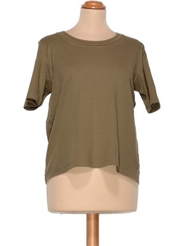 Short Sleeve Top woman M&S UK 14 (L) summer #51471_1