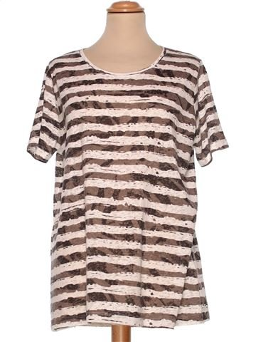 Short Sleeve Top woman LAURA TORELLI UK 16 (L) summer #51825_1