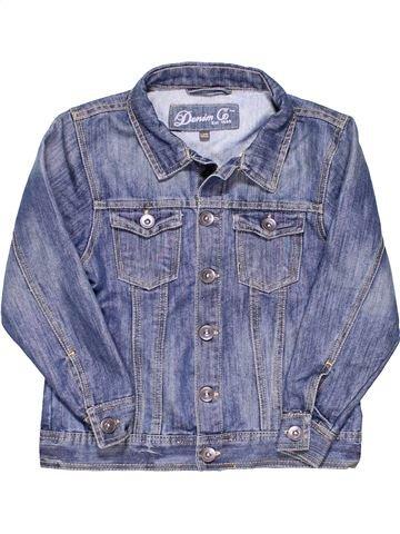 Jacket unisex DENIM CO blue 9 years winter #5187_1