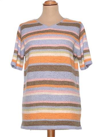Short Sleeve Top woman DAMART UK 16 (L) winter #51971_1