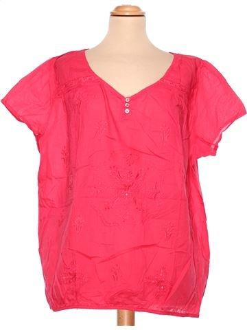 Short Sleeve Top woman PEACOCKS UK 18 (XL) summer #52018_1