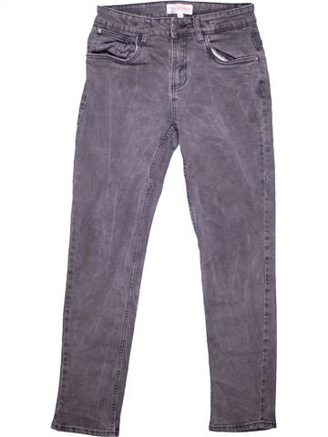 Jeans girl C&A purple 13 years winter #5280_1