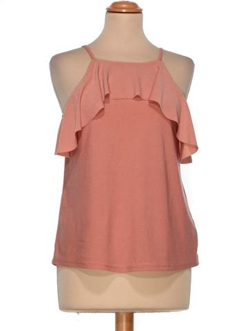 Short Sleeve Top woman NEW LOOK UK 10 (M) summer #52964_1