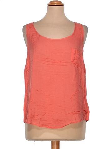Short Sleeve Top woman PEACOCKS UK 10 (M) summer #53092_1