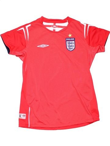 Sportswear boy UMBRO red 13 years summer #5324_1