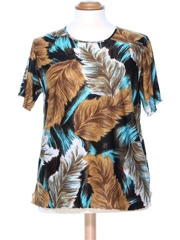 Short Sleeve Top woman NO BRAND XL summer #53592_1