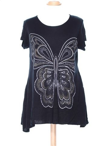 Short Sleeve Top woman NOUVELLE COLLECTION UK 20 (XL) summer #54004_1