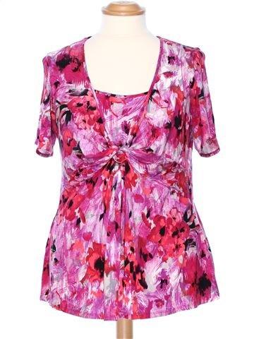 Short Sleeve Top woman M&CO UK 20 (XL) summer #54426_1