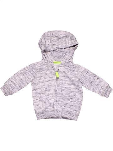 Jacket unisex F&F white 6 months winter #5458_1