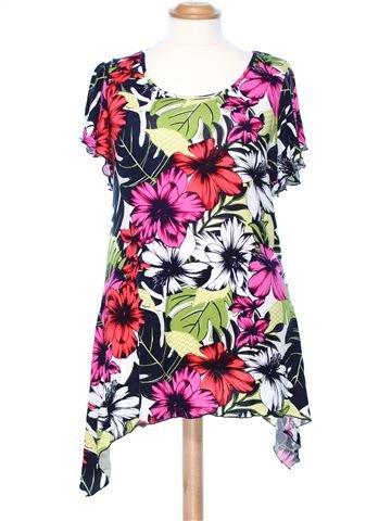 Short Sleeve Top woman AUTONOMY UK 18 (XL) summer #54771_1